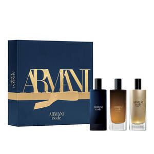 Men Fragrance Holiday 15 ml Set