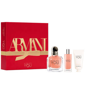 Emporio Armani In Love With You Eau De Parfum 50 ml Holiday Gift Set