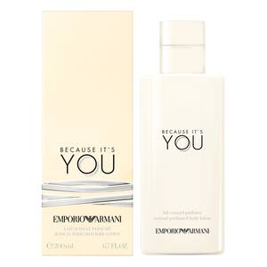 Emporio Armani Because It's You Sensual Body Lotion