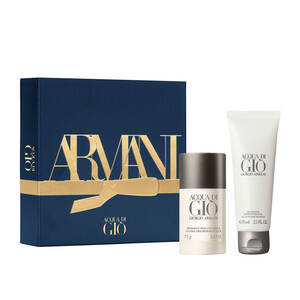 Acqua Di Giò 75 ml Grooming Holiday Gift Set